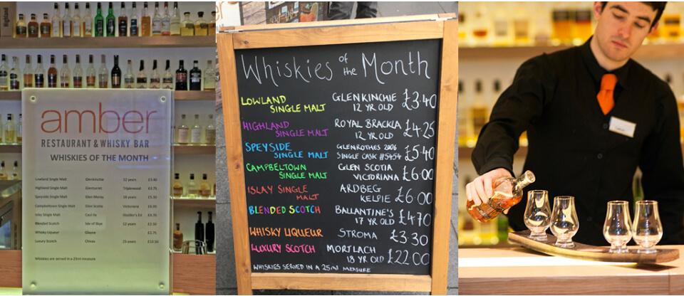 【エディンバラ】スコッチのテイスティングができるおすすめのウイスキーバー Tabigater 海外旅行ブログ